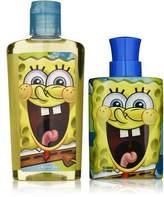 Nickelodeon Spongebob Squarepants 2 Piece Gift Set for BOYS (Eau de Toilette Spray Plus Body Wash)