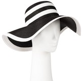 Merona Women's Stripe Floppy Hat