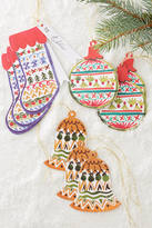 Quill & Fox Merriment Gift Tag Set