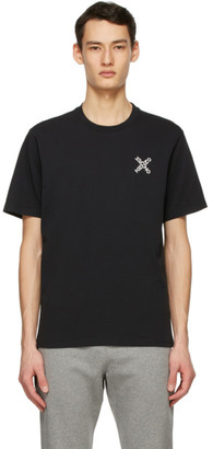 Kenzo Black Sport Little X T-Shirt