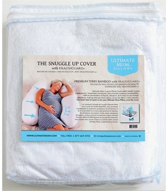 Ultimate Mum Pillows The Snuggle Up Pillow - HealthTex Waterproof / Breathable Cover