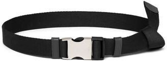 Prada Metal Buckle Belt