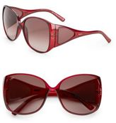 Tod's Oversized Acetate Sunglasses