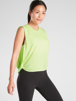Athleta Cloudlight Relaxed Muscle Tank