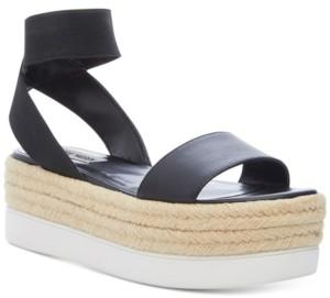 Steve Madden Women's Kylee Flatform Sandals