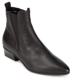 Aquatalia Fabienne Leather Bootie