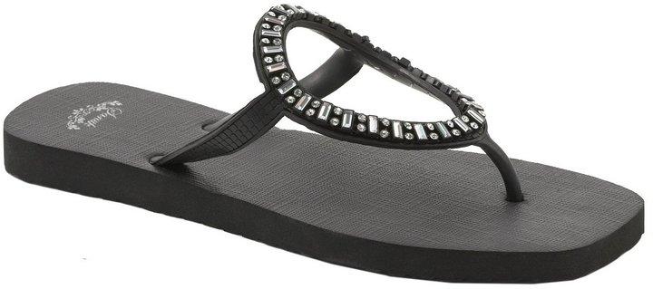Sanuk Ibiza Monaco Jeweled Sandals
