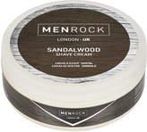 Men Rock Sandalwood Shave Cream 100ml
