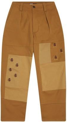 Tommy Hilfiger Collection HCM Tonal Patchwork Pants