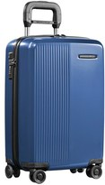 Briggs & Riley Men's 'Sympatico' Wheeled Carry-On - Blue