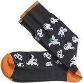 Johnston & Murphy Ghost Socks