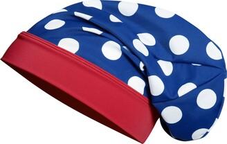 Playshoes Girl's Beanie groe Punkte Seepferdchen mit UV-Schutz Hat
