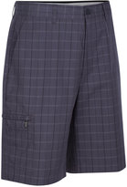 Greg Norman For Tasso Elba Men's 5 Iron Plaid Shorts, Only at Macy's