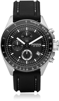 Fossil Decker Stainless Steel Men's Chronograph Watch