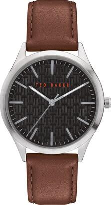 Ted Baker Women's Manhatt Strap Watch, 40mm