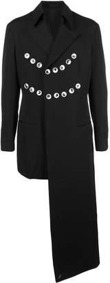 Yohji Yamamoto button jacket