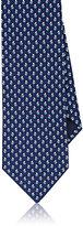 Salvatore Ferragamo Men's Ladybug-Print Silk Necktie