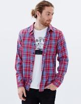 Hurley Porter Long-Sleeved Shirt