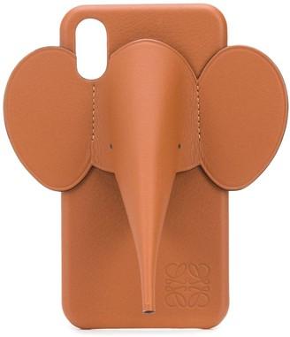 Loewe elephant iPhone XS case