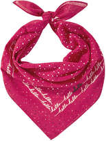 Joe Fresh Women's Bandana, Light Red (Size O/S)