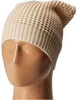 Hat Attack Waffle Knit Beanie Beanies