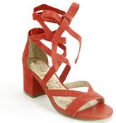 Sam Edelman Sheri - Leg Wrap Sandal