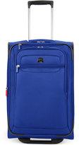 "Delsey Helium Fusion 21"" Expandable Rolling Suitcase"