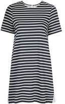 Sea latch back striped dress