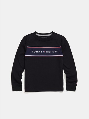 Tommy Hilfiger Signature Long Sleeve T-Shirt
