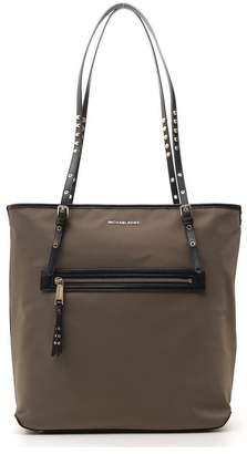 MICHAEL Michael Kors Zipper Detail Tote Bags