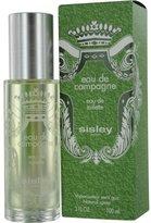 Sisley Eau De Campagne Eau De Toilette Spray for Women, 3.3 Ounce
