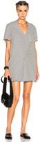 Alexander Wang Frayed Mini Dress