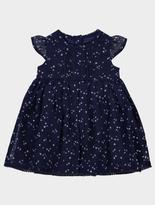 George Heart Print Dress
