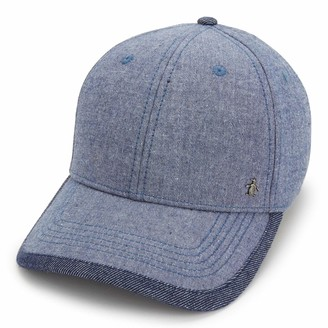 Original Penguin Chambray Baseball Cap