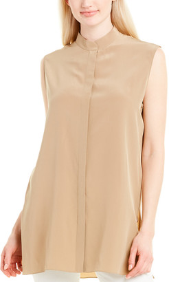 The Row Tara Silk Top