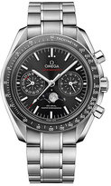 Omega Speedmaster Men's Stainless Steel Bracelet Watch