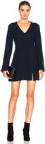 Derek Lam 10 Crosby Asymmetrical Sweater Dress