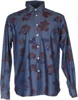 Brancaccio C. Denim shirts - Item 42614993
