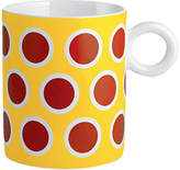 Alessi Circus Polka Dots Bone China Mug