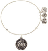Alex and Ani US Navy Detail Pendant Expandable Wire Bangle