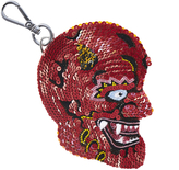 Forest of Chintz Aka Nebuta Key Fob