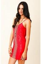 Parker V-Back Dress