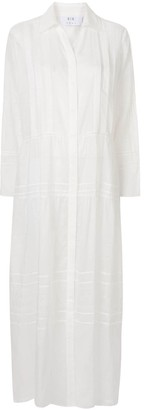 Sir. Harper maxi shirt dress
