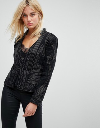 Bolongaro Trevor Unity Hand Beaded Jacket