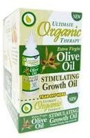 Africa's Best Ultimate Organic Therapy Olive Oil Stimulating Growth Oil