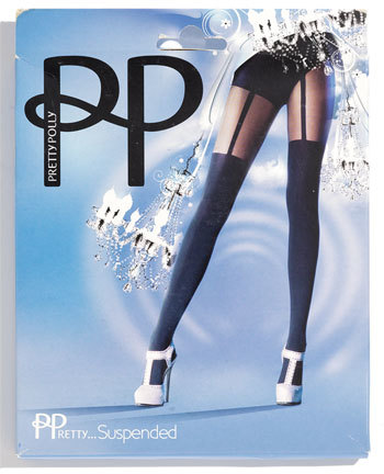 Pretty Polly Women's 'Suspended' Tights