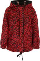 N°21 N.21 Leopard Printed Jacket