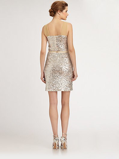 Erin Fetherston ERIN by Sequined Dress