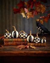 Mackenzie Childs MacKenzie-Childs Beware Pumpkin Set