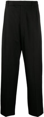 Vivienne Westwood Harris tailored straight leg trousers